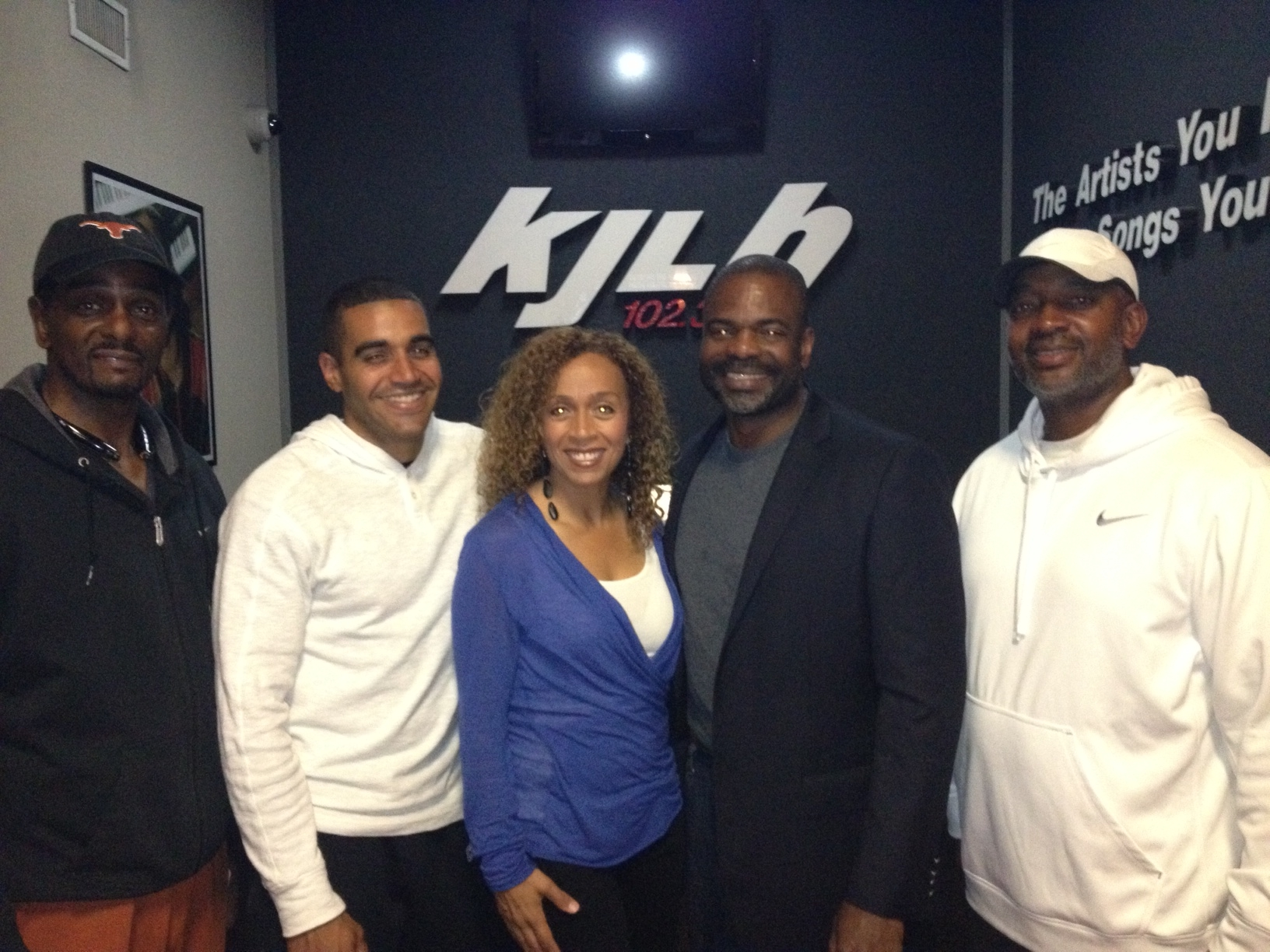 man cave men s wellness special dr bill releford special man cave edition of today s show avi bernard coach e co hosting and dominique doing the news and dr bill releford on deck as guest of the