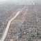 South-Los-Angeles-110-and-105-freeways-Aerial-view-from-north-August-2014