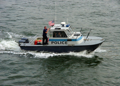 New_york_police_department_boat