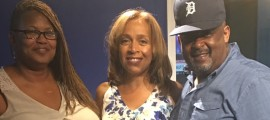 Wendy and Damon Stallworth